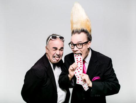 Schräge Zauberei gepaart mit skurriler Comedy