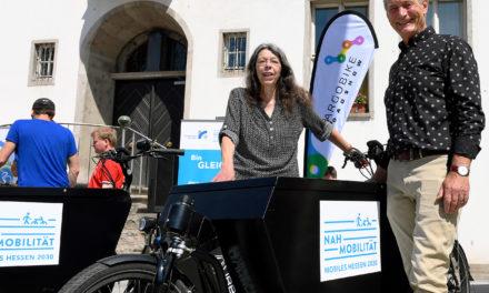 Stadtradeln in Rüsselsheim ist gestartet