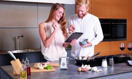 Smarte Küchentechnik macht dich schnell zum Chefkoch