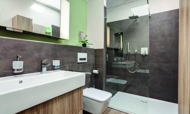 Kleines Bad – große Wirkung