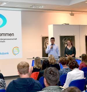FAIRsNACKt – Neue Schülergenossenschaft am Gymnasium Nackenheim