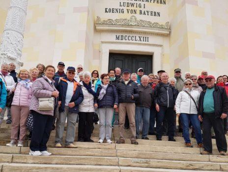 46-köpfige Reisegruppe aus Nierstein auf Entdeckungsfahrt