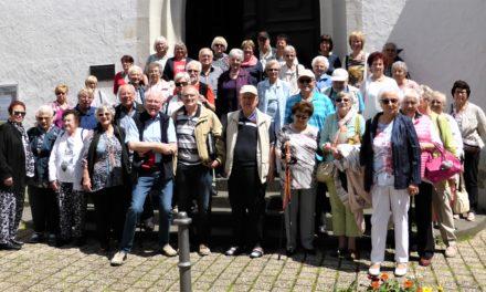 Rentnerclub der Siedler in der Domstadt Limburg