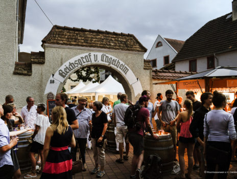 Nackenheimer Weinfest lädt zum Feiern ein!