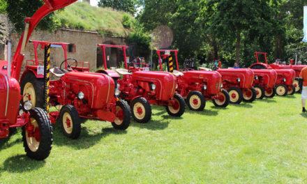 Klassikertreffen an den Opelvillen am 30. Juni