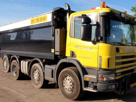 Der LKW-Durchgangsverkehr soll verschwinden