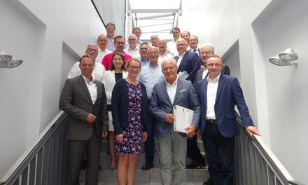 Arbeitsgemeinschaft SÜD tagte in Hofheim