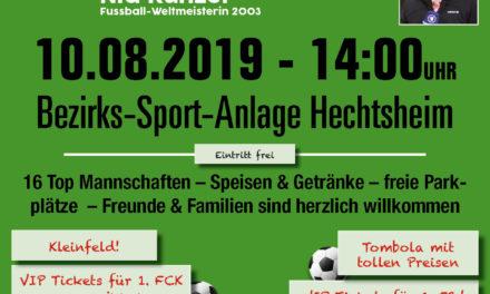 """<span class=""""entry-title-primary"""">2. Benefiz-Fußball-Turnier am 10.08.19</span> <span class=""""entry-subtitle"""">Turnier zugunsten des Vereins Trauernder Eltern & Kinder Rhein-Main e. V. </span>"""