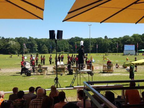 Brass & Drum Corps Kriftel ist Vize-Europameister