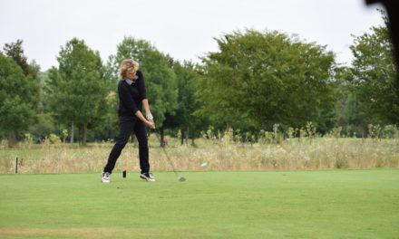 """<span class=""""entry-title-primary"""">Gemeinsam Golf spielen und dann Party feiern</span> <span class=""""entry-subtitle"""">182 Golfer aus 24 Golfclubs trafen sich wieder zum bundesweit größten Amateurgolfturnier in Mommenheim</span>"""
