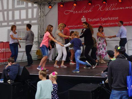 Sommerlicher Start in das zweite Trainingshalbjahr der Tanzsportabteilung