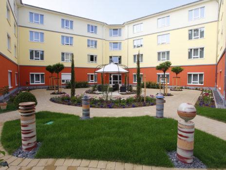 """Erneut Bestnote für die GPR Seniorenresidenz """"Haus am Ostpark"""""""