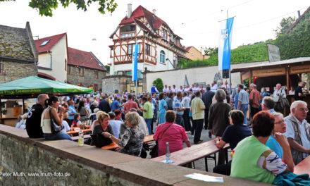 """<span class=""""entry-title-primary"""">""""Gäste werden zu Freunden""""</span> <span class=""""entry-subtitle"""">Kellerweg-Fest in Guntersblum vom 16. bis 18. und vom 23. bis 24. August</span>"""