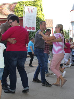 Tanz auf dem Asphalt