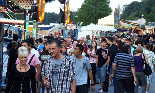 Vom 16. bis 20. August 2019 feiert Rüsselsheim Kerb!