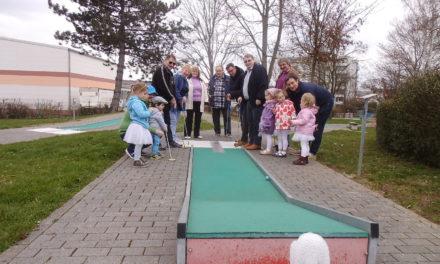 Minigolfsaison in Nierstein endet am 25.Oktober