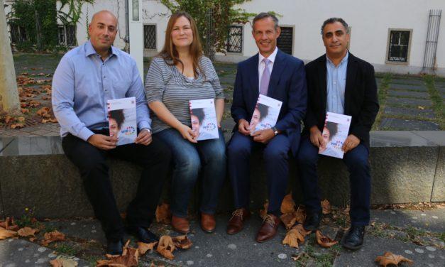 """Positive Zwischenbilanz des Landesprogramms """"WIR – Wegweisende Integrationsansätze Realisieren"""""""