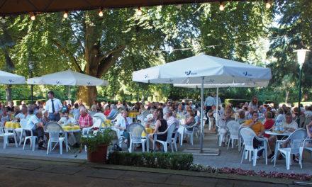 Große Weinprobe als Auftakt zum Niersteiner Winzerfest