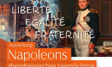 """<span class=""""entry-title-primary"""">Führungen durch die Ausstellung</span> <span class=""""entry-subtitle"""">""""Napoleons rheinhessisches Vermächtnis - das Ende des Feudalismus in Guntersblum 1792-1814""""</span>"""