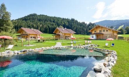 """<span class=""""entry-title-primary"""">Die Salzburger Berge sind immer eine Reise wert</span> <span class=""""entry-subtitle"""">... und übernachten kann man am besten in den Lehenriedl Chalets inmitten der Berge</span>"""