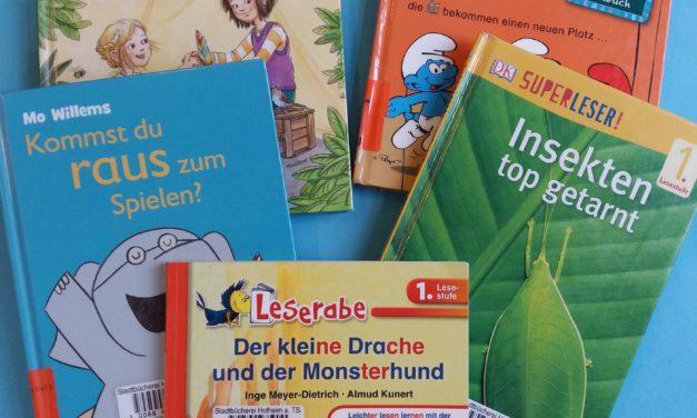 Stadtbücherei schenkt allen Schulanfängern einen Leseausweis