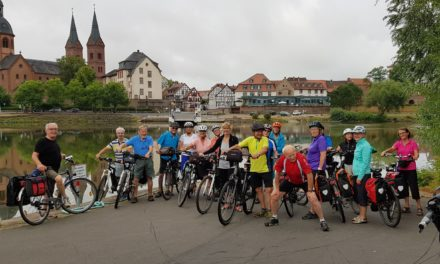 Theaterradtour des Skiclub Rüsselsheim