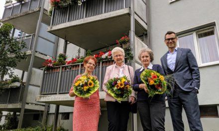 HWB-Balkonwettbewerb: Blütenpracht, Kräuter und Dekoration