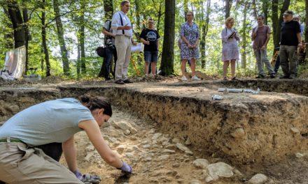 Kapellenberg: Seltenes jungsteinzeitliches Grubenhaus entdeckt