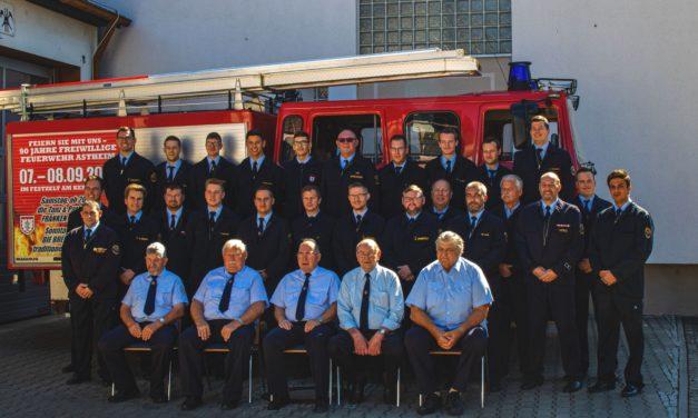 90 Jahre Freiwillige Feuerwehr Astheim