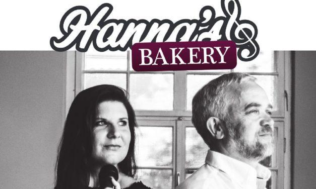 Hanna`s Bakery in der Stadtteilbücherei Kostheim