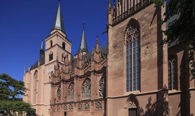 """Orgelkonzert zum Thema """"Heimat/en"""""""
