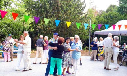 Zur Kerb schwingt im Haus der Senioren das Tanzbein