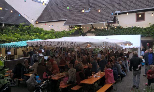 Hechtsheimer Winzertage 6. bis 9. September