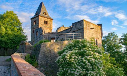 Freizeit-plus Wanderung in den vorderen Odenwald am 8. September 2019