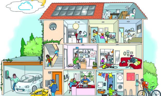 Das Haus der Zukunft