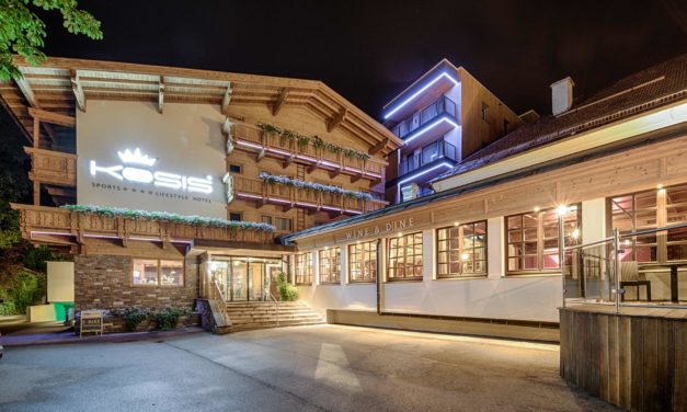 """<span class=""""entry-title-primary"""">Lifestyle und Lebenslust</span> <span class=""""entry-subtitle"""">Das **** KOSIS Sports Lifestyle Hotel im Zillertal</span>"""