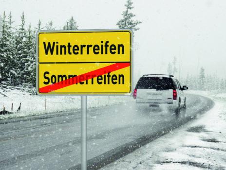 """So machen Sie Ihr Auto """"winterfit"""""""