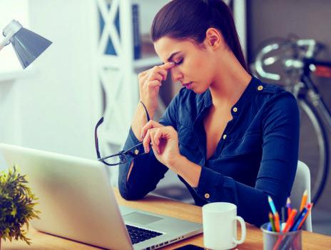 Stressauslöser: Zeitdruck statt Säbelzahntiger