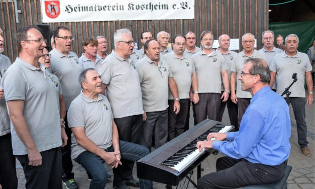 """<span class=""""entry-title-primary"""">""""Wenn alle Brünnlein fließen"""",</span> <span class=""""entry-subtitle"""">Der Heimatverein Kostheim feiert das Brunnenfest.</span>"""