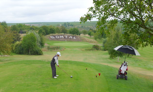"""<span class=""""entry-title-primary"""">Benefiz Golfturnier DOMTAL OPEN zugunsten der Bärenherz Stiftung</span> <span class=""""entry-subtitle"""">Golf-Sport und Unterstützung schwerstkranker Kinder - im Golfclub Domtal Mommenheim mit Herz verbunden</span>"""
