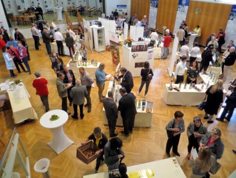 Das WeinForum Guntersblum präsentiert ausschließlich prämierte Weine