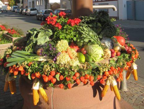 Herbstmarkt im Ginsheimer Museum