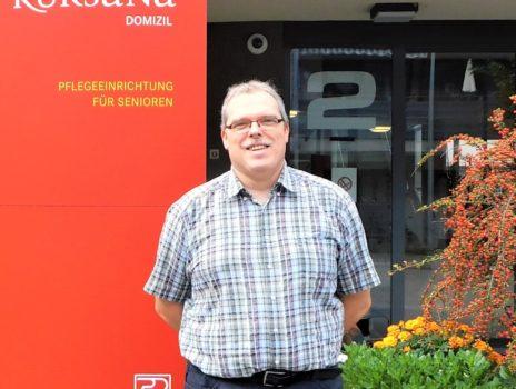 Kursana Domizil Kriftel hat neuen Leiter