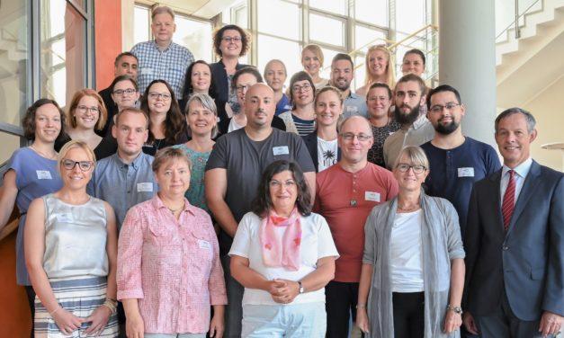 Hessenweites Netzwerktreffen der WIR-Fachkräfte im Rüsselsheimer Rathaus
