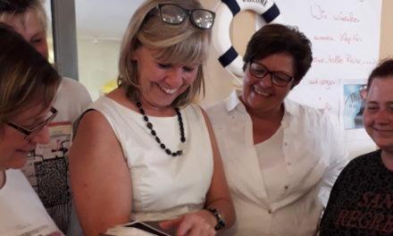 Herzlicher Abschied von Jutta Vortkamp