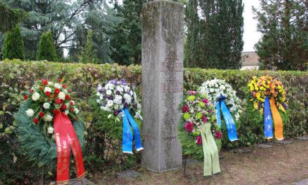 GHK-Gedenken zum 75 Jahrestag der Zerstörung von Kastel