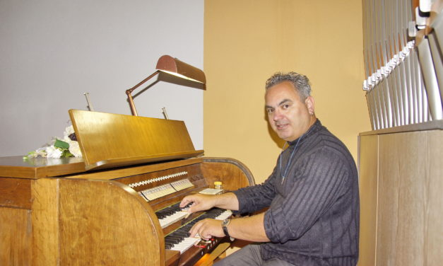 Orgelkonzert mit Christoph Brückner