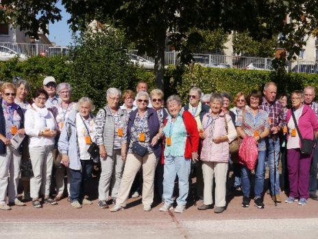 Mit der Kreis-Landfrauen-Reisegruppe unterwegs