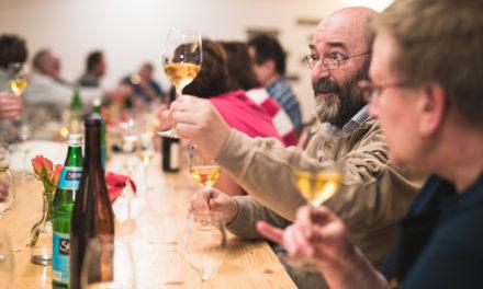 Das Hochheimer Weinbaumuseum präsentiert gereifte Weine