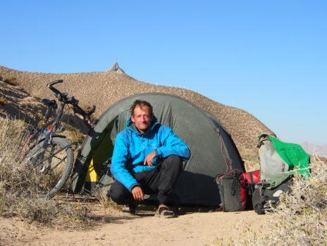 Cycling Eurasia – mit dem Fahrrad durch 22 Länder